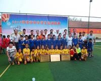 2015年菏泽市小学生足球联赛――东明县三实小足球队