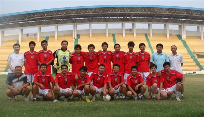 2009年菏泽市足球联赛东明队进球集锦