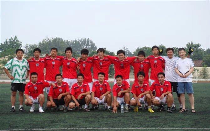2009年菏泽市足球联赛东明VS曹县