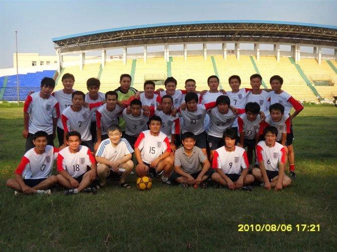 2010年菏泽市足球联赛东明VS定陶